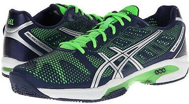 ASICS GEL Solution Speed 2 Tennis Shoe