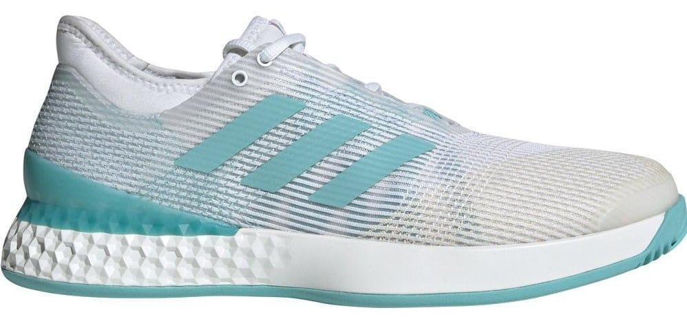 Adidas Adizero Ubersonic 3.0 X Parley Tennis Shoes