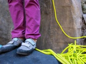 Best Vegan Climbing Shoes