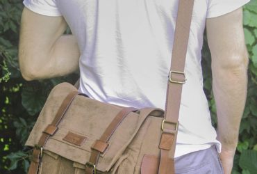 Best Vegan Messenger Bags