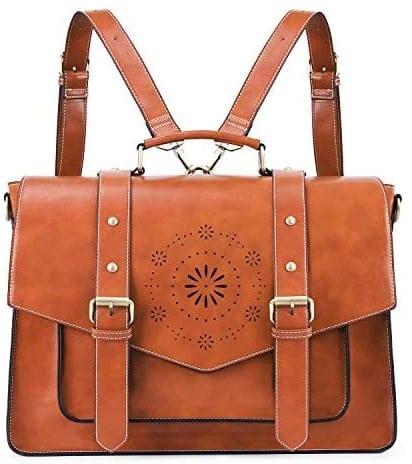 ECOSUSI Messenger Laptop Bag