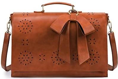 ECOSUSI Women's Classic Briefcase