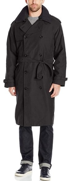 London Fog Men's Iconic Coat