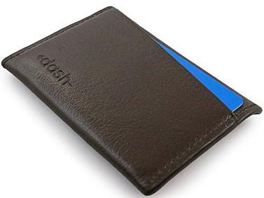 Vegan Slim Wallet by Dash