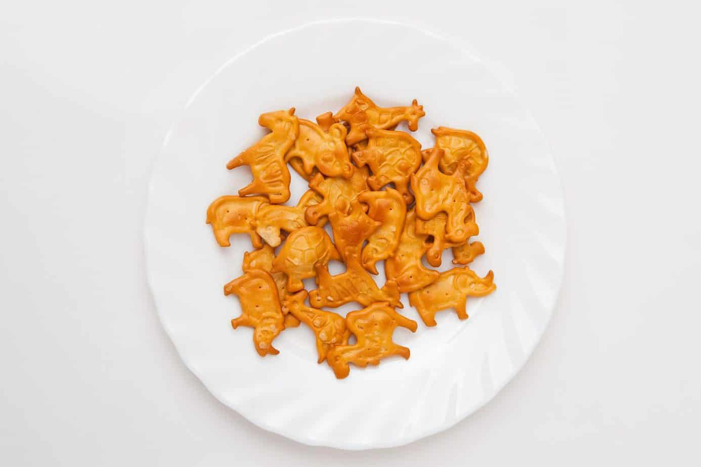 Are animal crackers vegan?