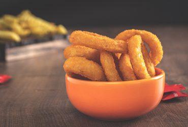 Are Burger King onion rings vegan?