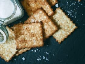 Are saltine crackers vegan?