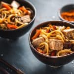 are udon noodles vegan?