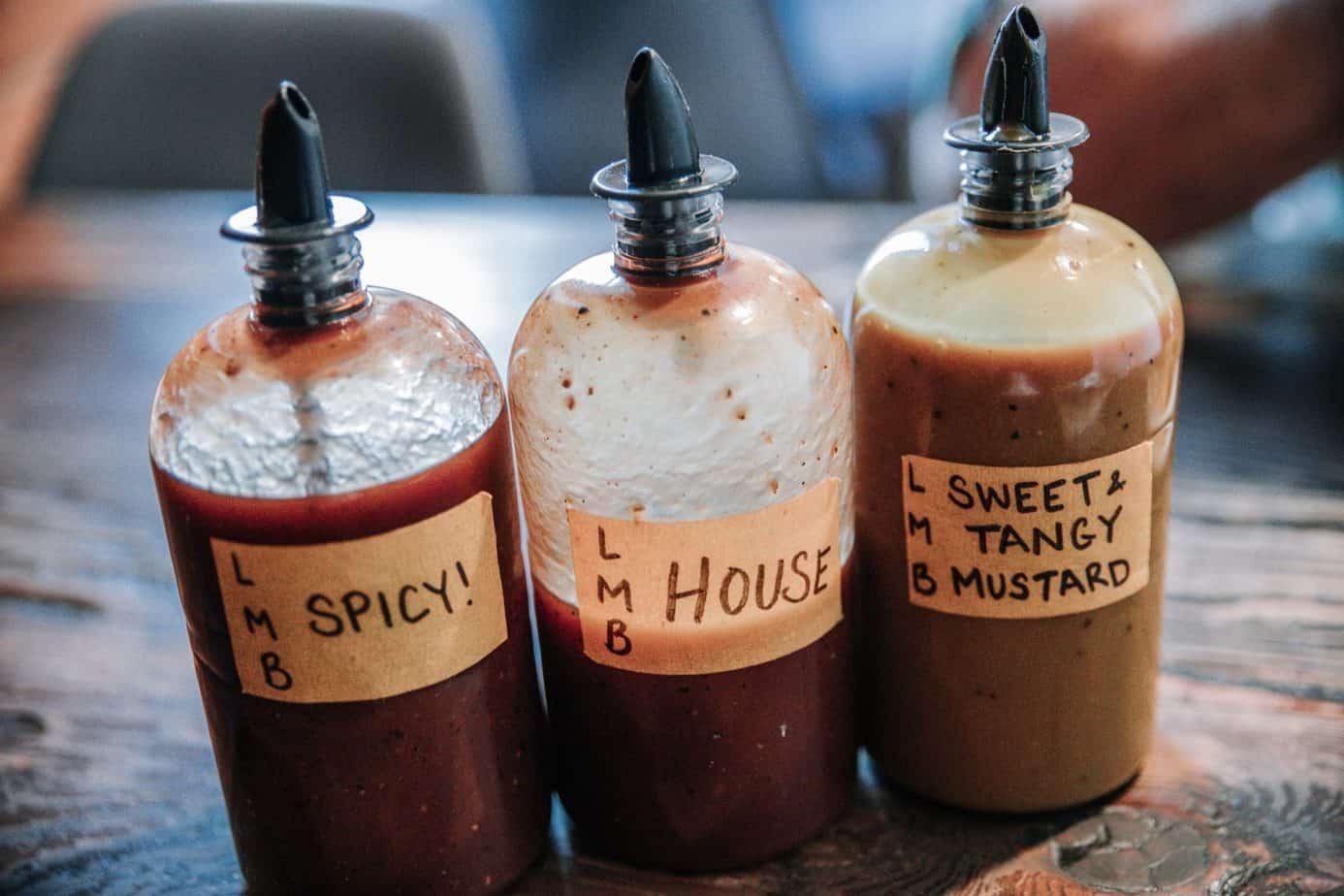 is BBQ sauce vegan?