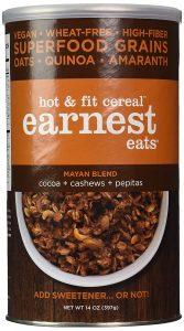 Earnest Eats Vegan Hot Cereal