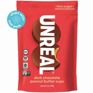 Unreal Nut Butter Cups