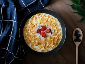 Are frosted flakes vegan?