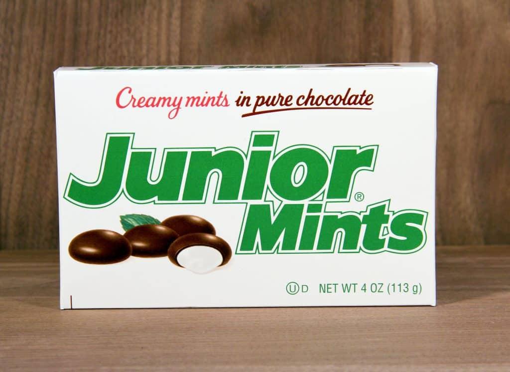 Box of Junior Mints