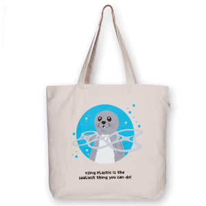 EcoRight Canvas Tote Bag