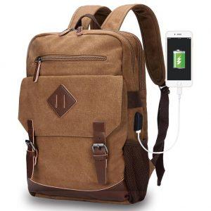 Modoker Canvas Backpack