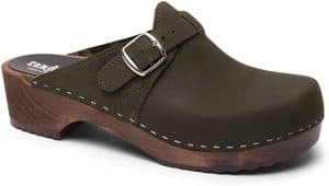 Sandgrens Swedish Handmade Wooden Clogs