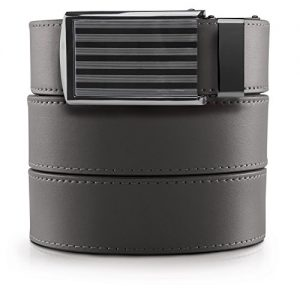 SlideBelts Men's Classic Belt with Premium Buckle