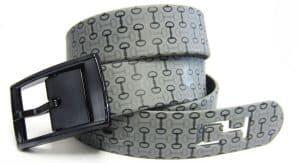 C4 Classic Belt Equestrian Bits n Pieces Pattern