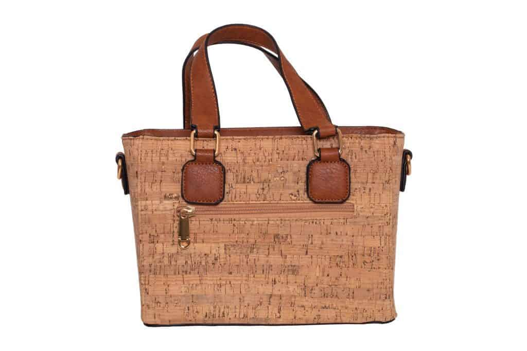 cork hand bag