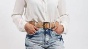 Corkor Vegan Belt for Women