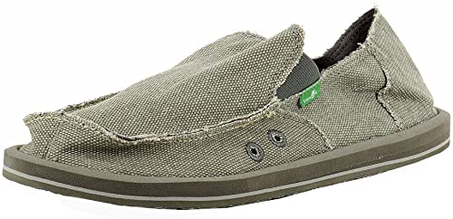 Sanuk Men's Vagabond Slip-On Loafers