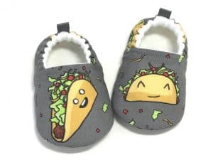 Taco Baby Shoes