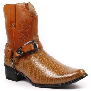Metrocharm Diego-01 Men's Western Cowboy Boots