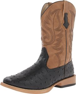 Roper Men's Basic Square Toe Boots
