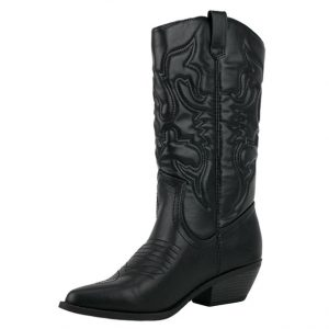 SODA Women's Western Stitched Boots