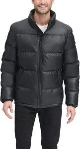 DKNY Faux-leather Quilted Ultra Loft