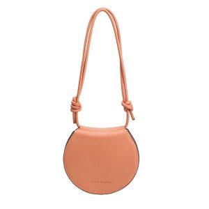 Kayla Peach Crossbody Bag