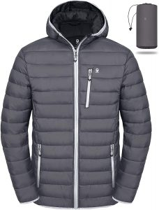 Little Donkey Andy Packable Puffer Jacket