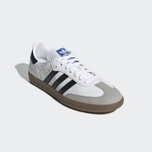 vegan Adidas Samba shoe