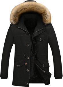 Tanming Winter Warm Coat