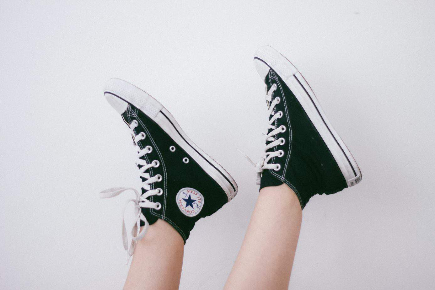Are Converse shoes vegan?