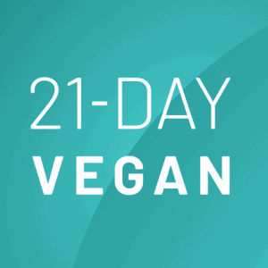21 day vegan