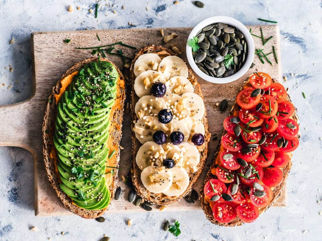 vegan food to eat during the 30 day vegan challenge
