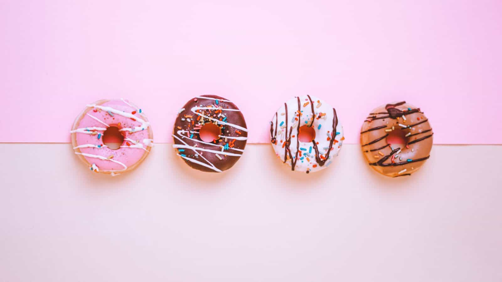 Are donuts vegan?