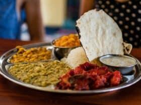 Is Indian food vegan?