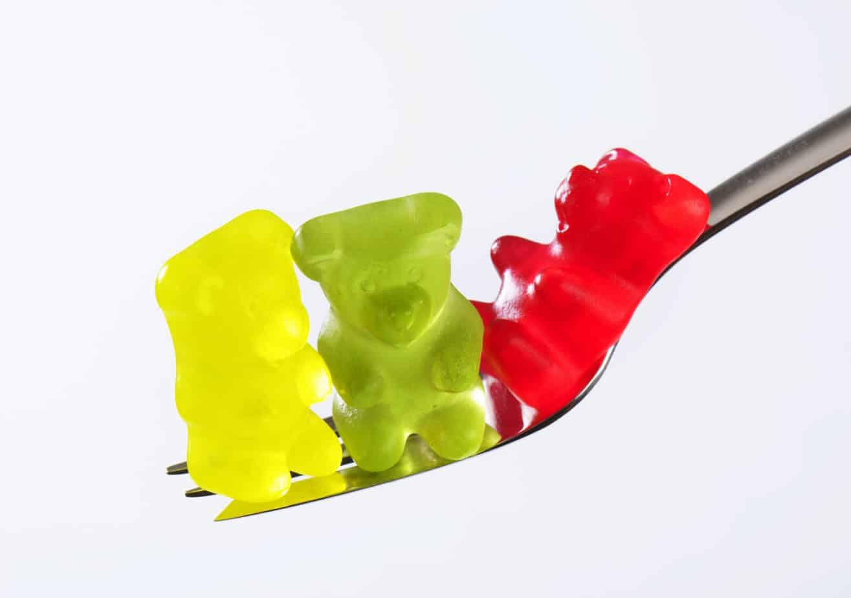 Are gummies vegan