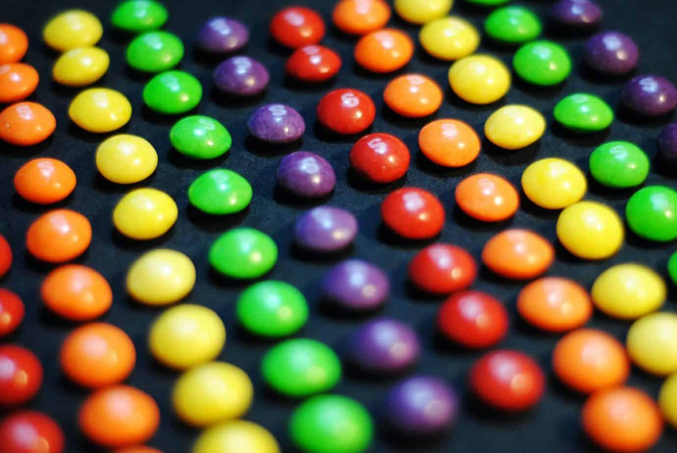 are Skittles vegan?