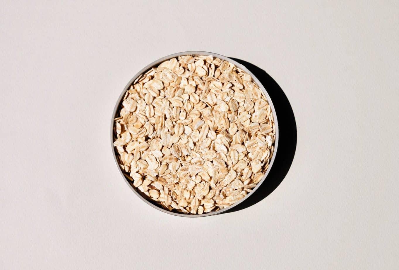is oatmeal vegan?