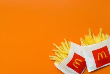 are McDonald's fries vegan?