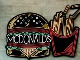 vegan options at fast foods