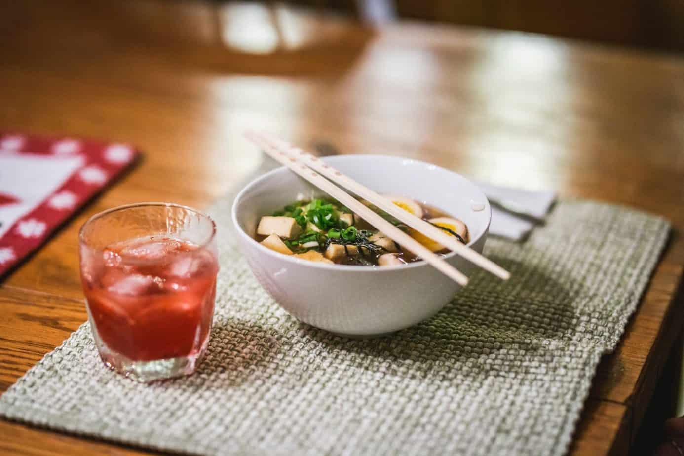 is miso soup vegan?