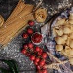 is pasta vegan?