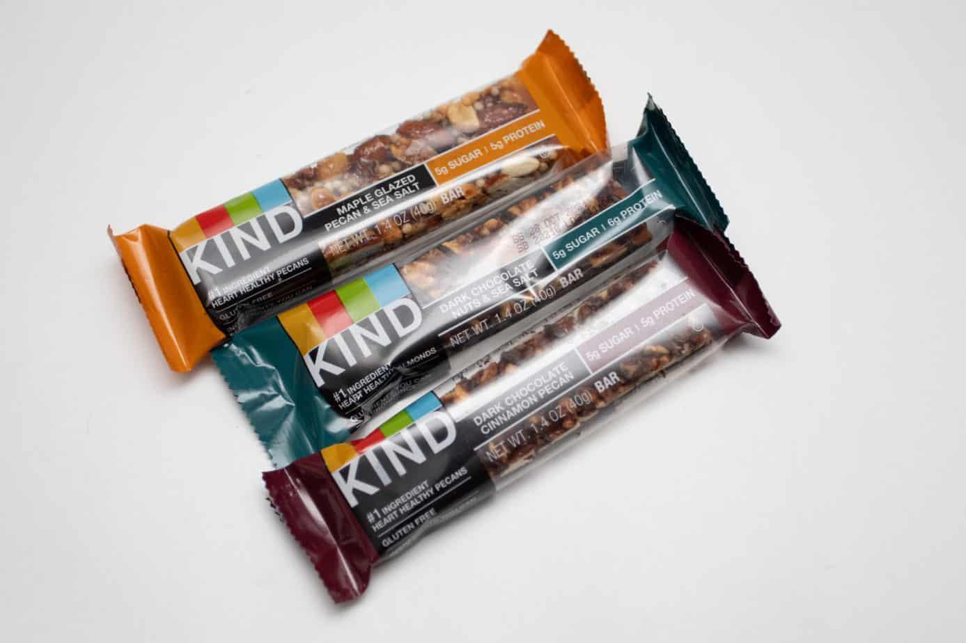 are Kind bars vegan?